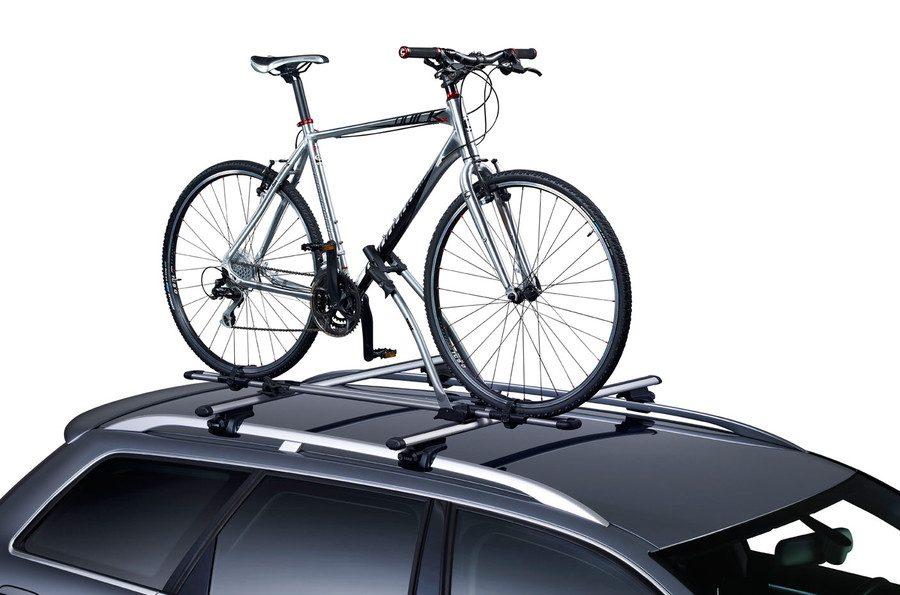 Велокрепление для автомобиля на крышу THULE 532