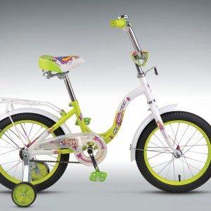 Детский велосипед Little lady evia 16 (2015)