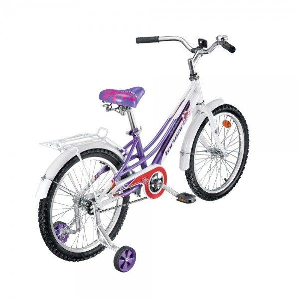 Детский велосипед Little lady azure 20 (2015)