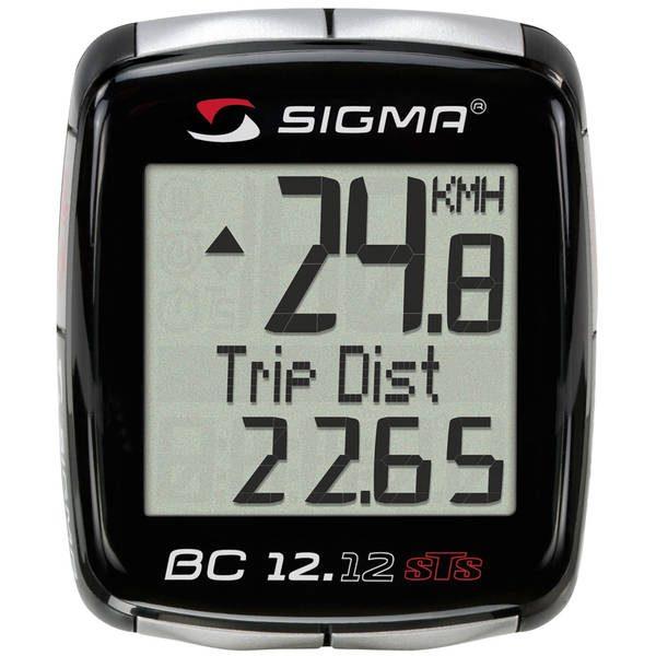 Велокомпьютер Sigma Sport BC 12.12 STS