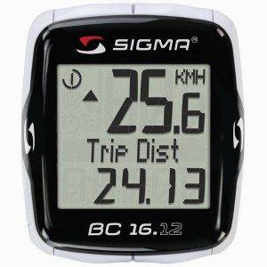 Велокомпьютер Sigma Sport BC 16.12