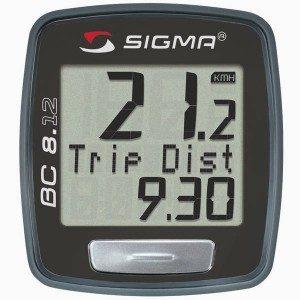 Велокомпьютер Sigma Sport BC 8.12