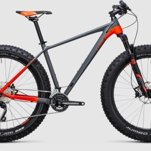 Fat Bike Cube NUTRAIL 2018