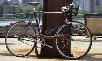 Как избежать потери велосипеда?