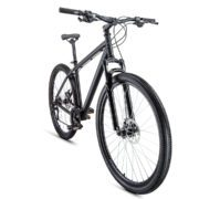Forward Sporting 29 2.0 disc (2019) black_flat_turn